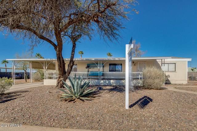 1118 W Rex Hancock Street, Casa Grande, AZ 85122 (MLS #6197502) :: The AZ Performance PLUS+ Team