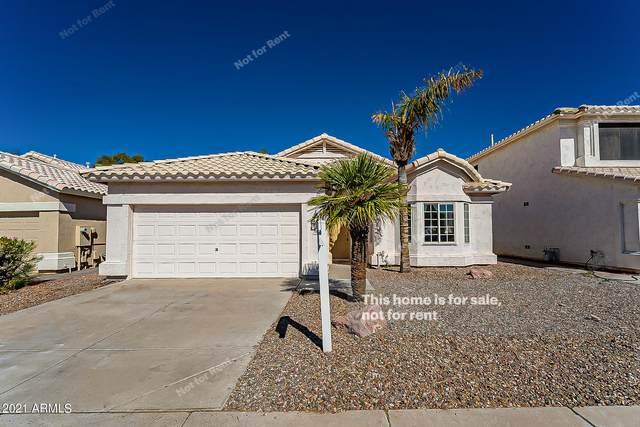 1022 W Kelton Lane, Phoenix, AZ 85023 (MLS #6197513) :: Yost Realty Group at RE/MAX Casa Grande