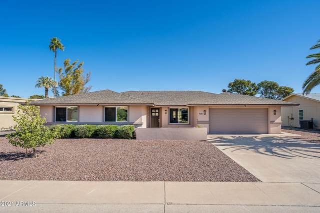 15813 N Lakeforest Drive, Sun City, AZ 85351 (MLS #6197521) :: Keller Williams Realty Phoenix