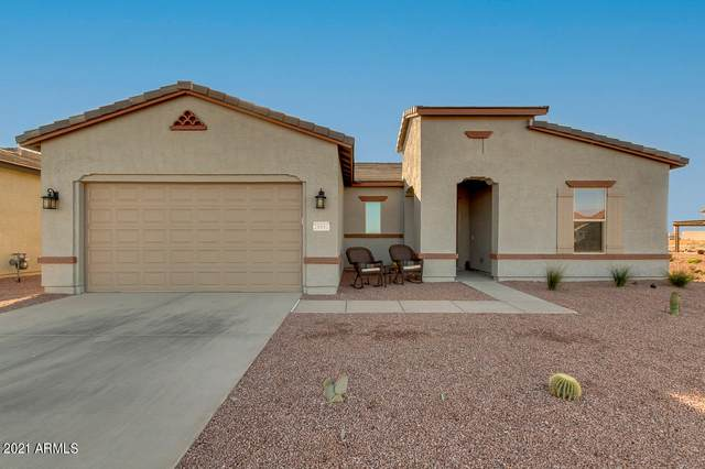 20891 N Evergreen Drive, Maricopa, AZ 85138 (MLS #6197537) :: Howe Realty