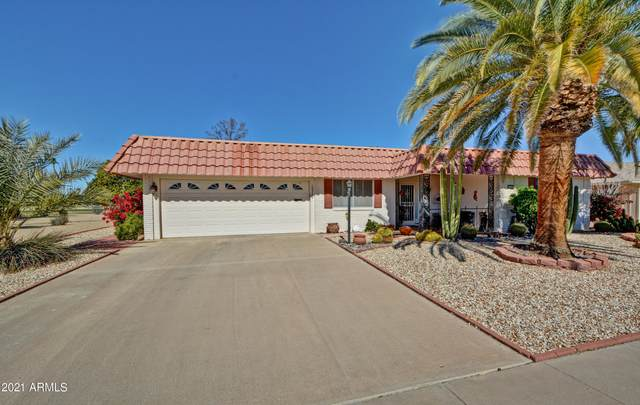10356 W Talisman Road, Sun City, AZ 85351 (MLS #6197550) :: Devor Real Estate Associates