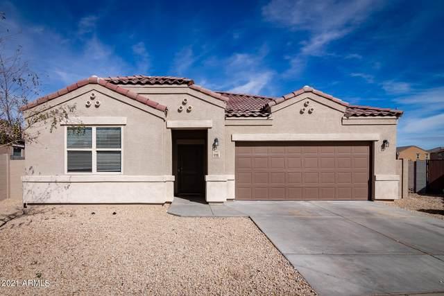 17116 N Cielo Lane, Maricopa, AZ 85138 (MLS #6197560) :: Service First Realty