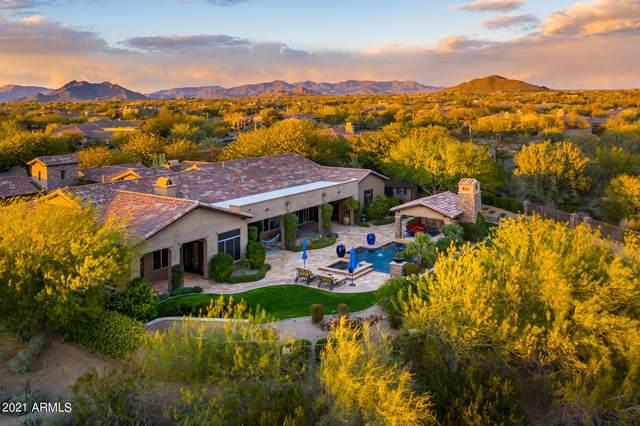 27647 N 70TH Way, Scottsdale, AZ 85266 (MLS #6197562) :: Yost Realty Group at RE/MAX Casa Grande