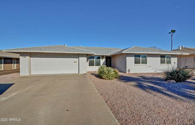 9502 W Timberline Drive, Sun City, AZ 85351 (MLS #6197570) :: Long Realty West Valley