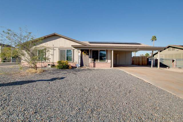 952 W Orion Street, Tempe, AZ 85283 (MLS #6197574) :: Yost Realty Group at RE/MAX Casa Grande