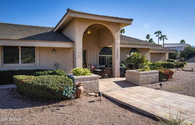 15407 E Palisades Boulevard, Fountain Hills, AZ 85268 (MLS #6197647) :: Keller Williams Realty Phoenix