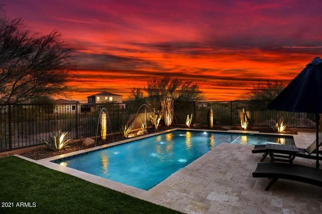 30913 N 138TH Avenue, Peoria, AZ 85383 (MLS #6197667) :: Maison DeBlanc Real Estate