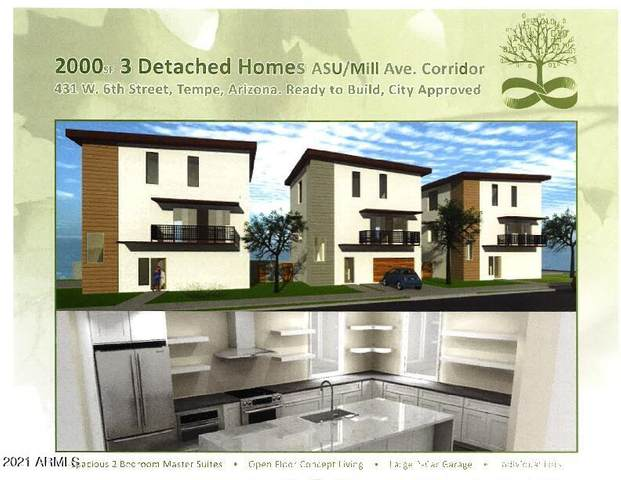 611 S Wilson Street, Tempe, AZ 85281 (MLS #6197669) :: Yost Realty Group at RE/MAX Casa Grande