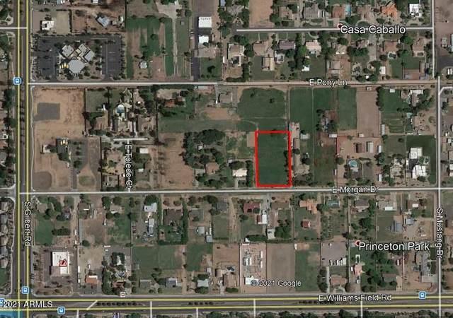 0000 E Morgan Drive, Gilbert, AZ 85295 (MLS #6197685) :: The Daniel Montez Real Estate Group