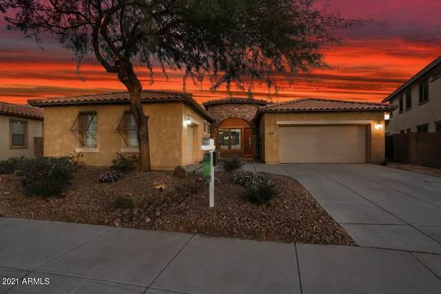 12455 W Montgomery Road, Peoria, AZ 85383 (MLS #6197736) :: The Ethridge Team