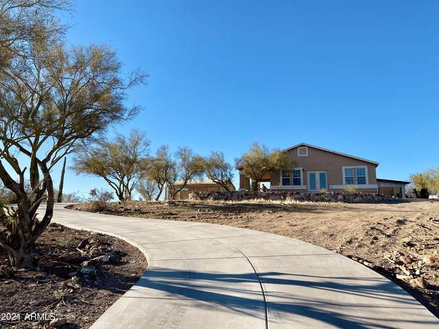 59810 E Bidegain Place, Kearny, AZ 85137 (MLS #6197752) :: Yost Realty Group at RE/MAX Casa Grande