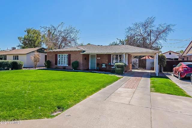 839 E Edgemont Avenue, Phoenix, AZ 85006 (MLS #6197760) :: Executive Realty Advisors