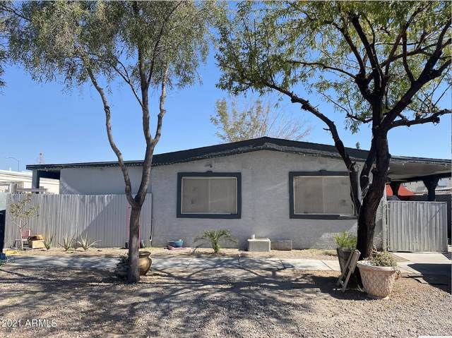 2151 N Silverton Street, Mesa, AZ 85203 (MLS #6197786) :: The Newman Team