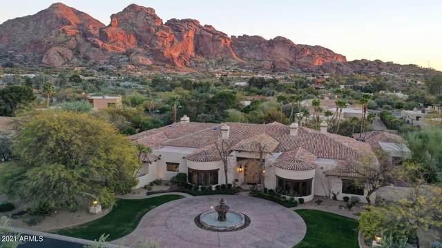 4811 E Pebble Ridge Road, Paradise Valley, AZ 85253 (MLS #6197820) :: Yost Realty Group at RE/MAX Casa Grande