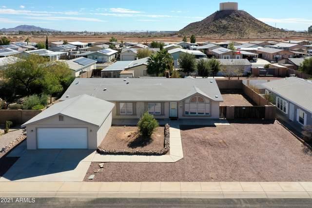 889 W Diamond Rim Drive, Casa Grande, AZ 85122 (MLS #6197821) :: Yost Realty Group at RE/MAX Casa Grande