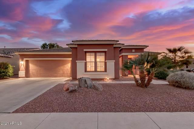 20496 N Wishing Well Lane, Maricopa, AZ 85138 (MLS #6197825) :: Service First Realty