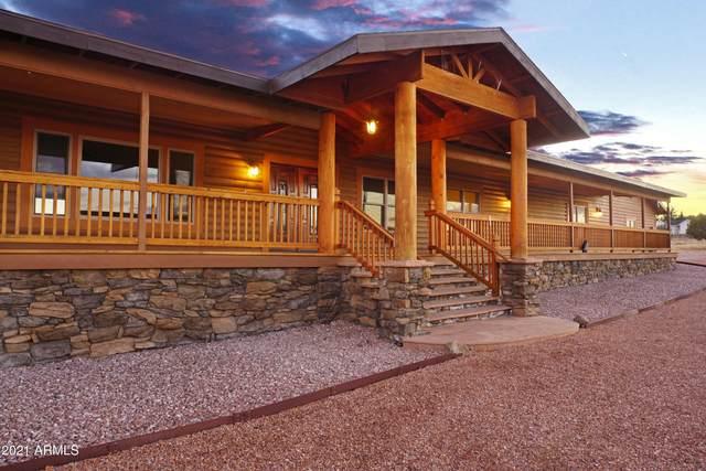 13727 N Juniper Berry Place, Prescott, AZ 86305 (MLS #6197840) :: Yost Realty Group at RE/MAX Casa Grande