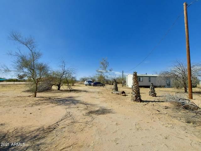 15360 N Saddleback Vista Avenue, Maricopa, AZ 85138 (MLS #6197841) :: My Home Group