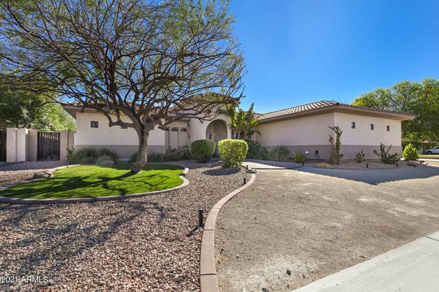 855 W Highland St., Chandler, AZ 85225 (MLS #6197853) :: The Copa Team | The Maricopa Real Estate Company