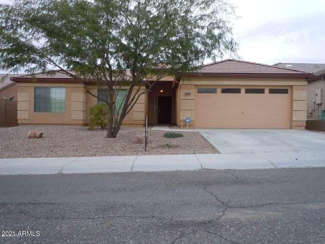 300 S 230TH Lane, Buckeye, AZ 85326 (MLS #6197857) :: Yost Realty Group at RE/MAX Casa Grande