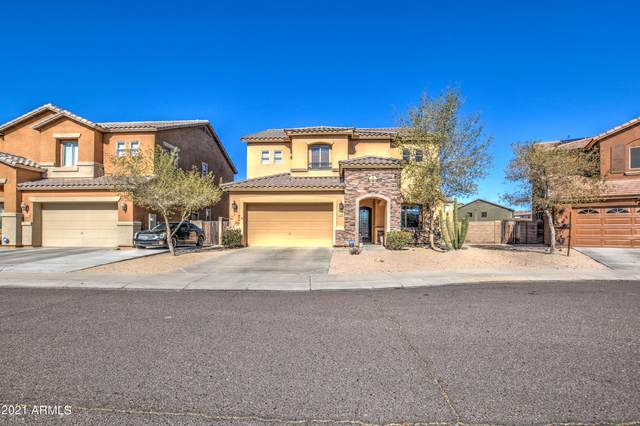 4910 W Apollo Road, Laveen, AZ 85339 (MLS #6197858) :: Yost Realty Group at RE/MAX Casa Grande
