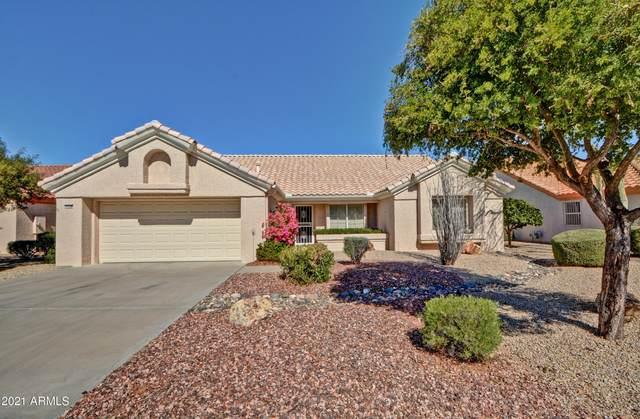 15228 W Blue Verde Drive, Sun City West, AZ 85375 (MLS #6197868) :: Yost Realty Group at RE/MAX Casa Grande