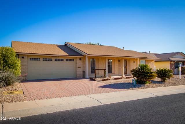 10422 W Ridgeview Road, Sun City, AZ 85351 (MLS #6197873) :: Yost Realty Group at RE/MAX Casa Grande