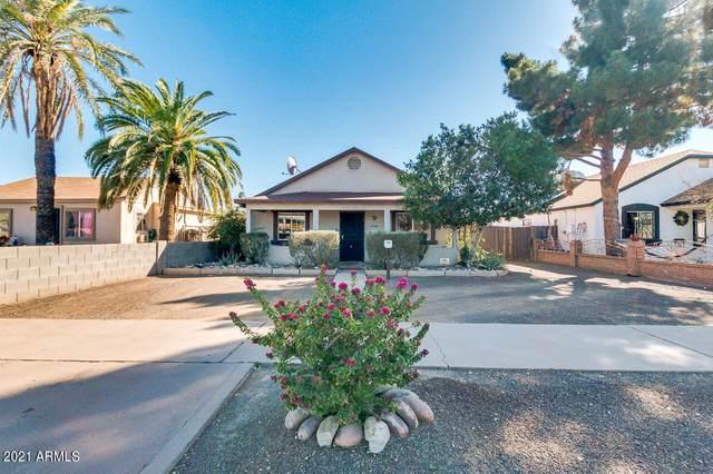 2041 W Adams Street, Phoenix, AZ 85009 (MLS #6197876) :: The Ethridge Team