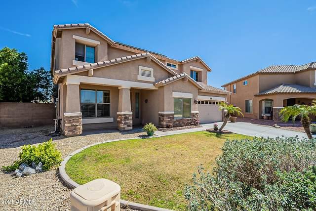 6115 S 31st Drive, Phoenix, AZ 85041 (MLS #6197883) :: Yost Realty Group at RE/MAX Casa Grande