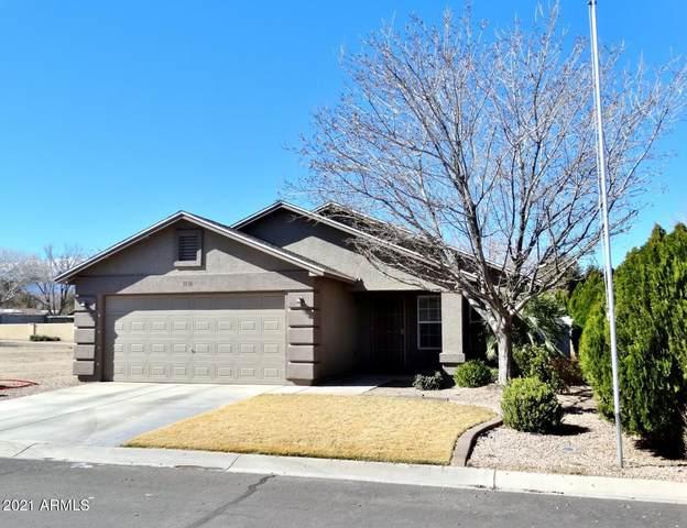 1336 S Roper Lane, Safford, AZ 85546 (MLS #6197898) :: Sheli Stoddart Team | M.A.Z. Realty Professionals