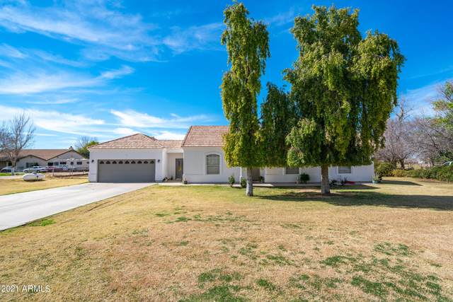 21632 S 158TH Street, Gilbert, AZ 85298 (MLS #6197919) :: D & R Realty LLC