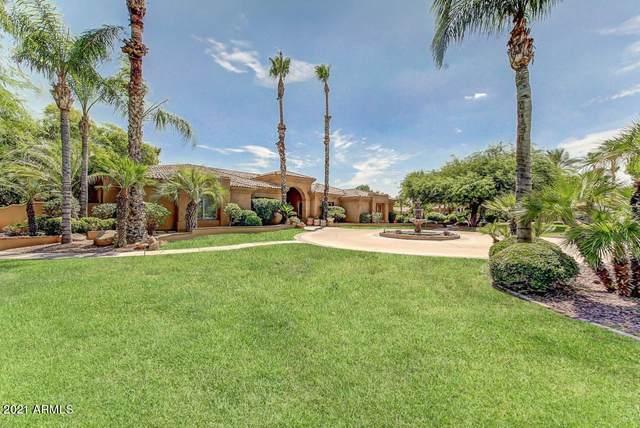 7121 E Valley Trail, Paradise Valley, AZ 85253 (MLS #6197924) :: Yost Realty Group at RE/MAX Casa Grande
