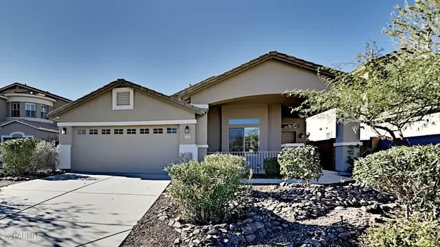 2313 W Jasper Butte Drive, San Tan Valley, AZ 85142 (MLS #6197928) :: The Copa Team | The Maricopa Real Estate Company