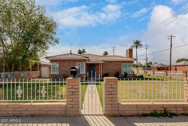 1501 E Edgemont Avenue, Phoenix, AZ 85006 (MLS #6197933) :: Yost Realty Group at RE/MAX Casa Grande