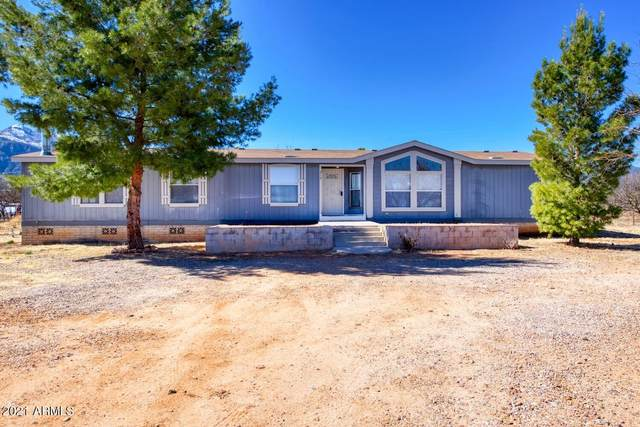 5230 S Santa Elena Avenue, Sierra Vista, AZ 85650 (MLS #6197974) :: West Desert Group | HomeSmart
