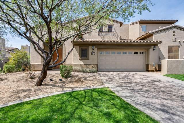 20802 N Grayhawk Drive #1101, Scottsdale, AZ 85255 (MLS #6197991) :: The Garcia Group