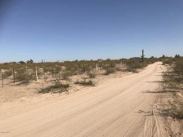 0 N Quail Run Road, Florence, AZ 85132 (MLS #6198013) :: Yost Realty Group at RE/MAX Casa Grande