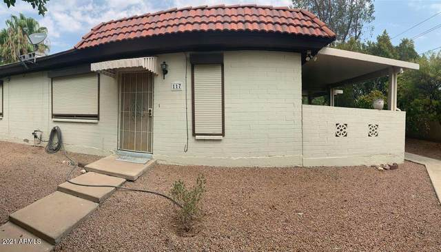 1916 W Morningside Drive #117, Phoenix, AZ 85023 (MLS #6198015) :: The Copa Team | The Maricopa Real Estate Company