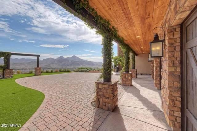 1761 E Hatcher Drive, Phoenix, AZ 85020 (MLS #6198016) :: Executive Realty Advisors