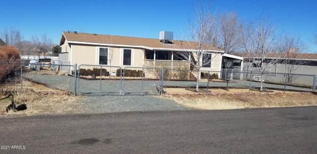 4748 N Glenrosa Circle #20, Prescott Valley, AZ 86314 (MLS #6198024) :: BVO Luxury Group