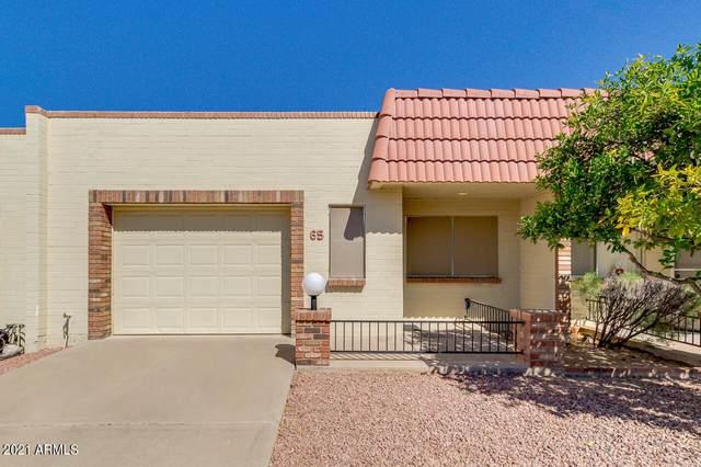 1951 N 64TH Street #65, Mesa, AZ 85205 (MLS #6198034) :: The Dobbins Team