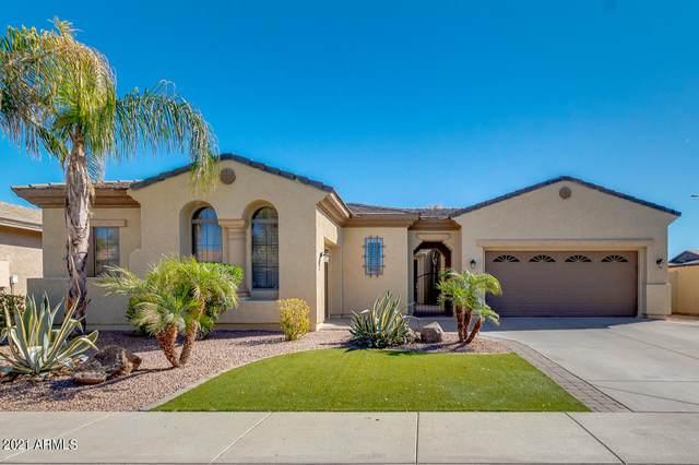 2587 S Santa Rita Way, Chandler, AZ 85286 (MLS #6198038) :: The Copa Team | The Maricopa Real Estate Company