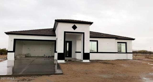 11751 S 204TH Drive, Buckeye, AZ 85326 (MLS #6198103) :: Yost Realty Group at RE/MAX Casa Grande