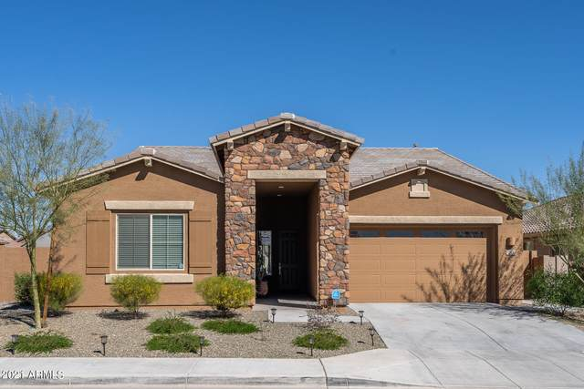 211 S 197TH Lane, Buckeye, AZ 85326 (MLS #6198129) :: Howe Realty
