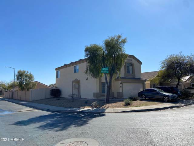 12701 W Hearn Road, El Mirage, AZ 85335 (MLS #6198135) :: Yost Realty Group at RE/MAX Casa Grande
