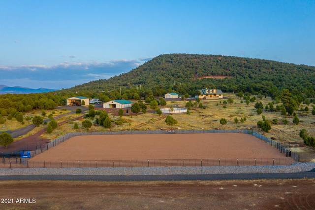-- 41 County Road 3138 Road, Vernon, AZ 85940 (MLS #6198136) :: Sheli Stoddart Team | M.A.Z. Realty Professionals