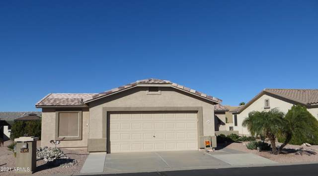 2101 S Meridian Road #363, Apache Junction, AZ 85120 (MLS #6198151) :: Long Realty West Valley