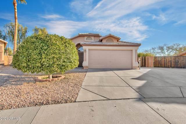 5066 E Harmony Avenue, Mesa, AZ 85206 (MLS #6198156) :: Arizona Home Group
