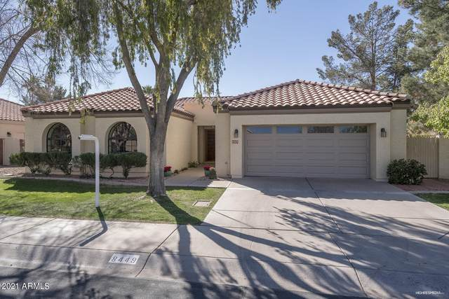 8449 E Coolidge Street, Scottsdale, AZ 85251 (MLS #6198157) :: Dave Fernandez Team | HomeSmart