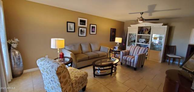 13367 W Stonebrook Drive, Sun City West, AZ 85375 (MLS #6198205) :: Long Realty West Valley
